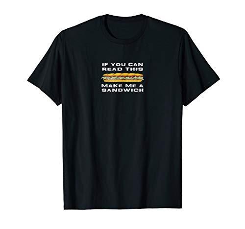 make me a sandwich shirt - 5