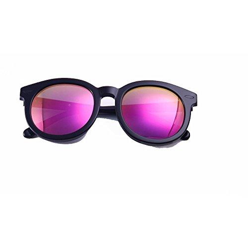 réfléchissantes pilote film polarisées polarisées couleur de pour de lunettes de pilote Sports plein réfléchissant grenouille soleil soleil Lunettes de Purple lunettes air voler lunettes miroir de soleil de 6qAXRR
