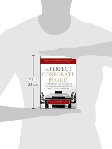 amazon the perfect corporate board a handbook for mastering the