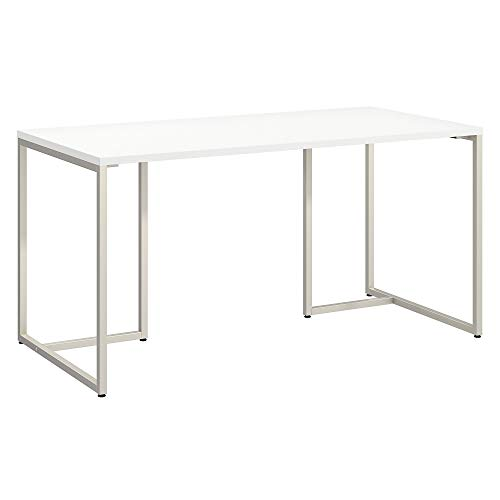 Office by kathy ireland Method 60W Table Desk in White ()