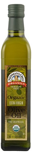 Newman's Own Organic Extra Virgin Olive Oil, 17 oz