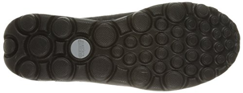 Rendimiento Skechers on-the-go Ritz Resbalón-en los zapatos Caminar Black Leather