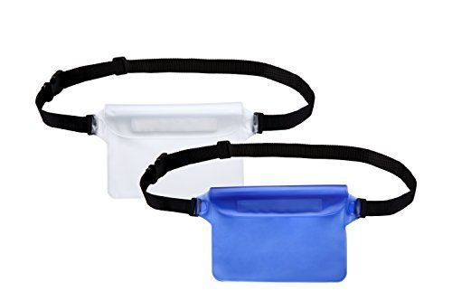 Waterproof Pouch with Waist Strap - Protect Your Phone