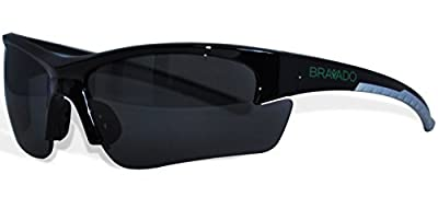 Grow Room Glasses by Bravado - Horticulture Anti-Glare Sunglasses for MH, LED and HPS Grow Lights - Reduce Eyestrain and Offer 100% UV Protection Great Indoors and Outdoors