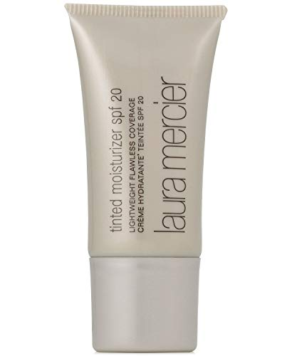Laura Mercier Tinted Moisturizer Broad Spectrum SPF 20 Lightweight Flawless Nude, 1 oz