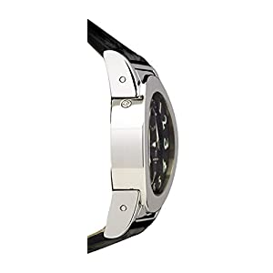 De Grisogono Instrumento Tondo Automatic GMT with Power Reserve. Deep Blue Dial
