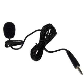 Bv Jo Mini Compact 3 5mm Jack Audio Mic Microphone For Skype Yahoo Google Voip