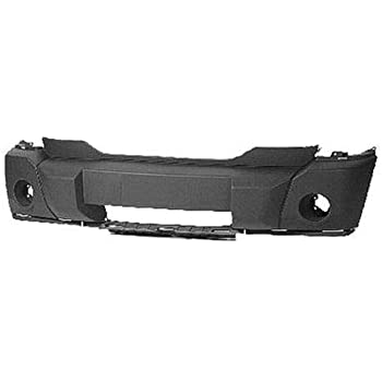 Bumper Cover For 2007 2008 2009 2010 2011 Dodge Nitro Front Textured CAPA