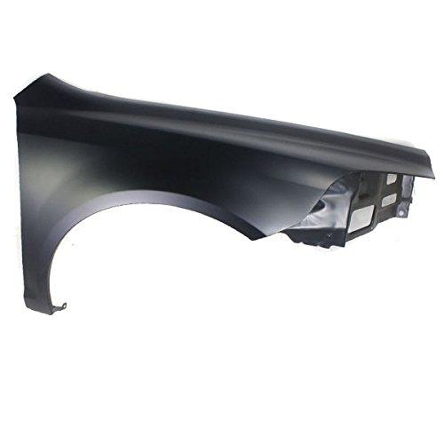 (Koolzap For 09-12 Chevy Malibu Front Fender Quarter Panel Passenger Side GM1241356 25949346)