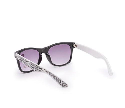 UV Unisex nbsp;fuerza de UV400 marca hombre Hustler 4sold de Mujer lectores carey nbsp;marrón Reader 5 Estilo lectura 4sold de 1 gafas sol para gafas sol ZRqPxAw