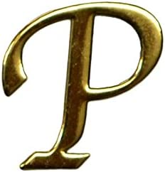 アルファベット 薄型メタルパーツ 20枚 /片面仕上げ イニシャルパーツ (O / 5x5mm)