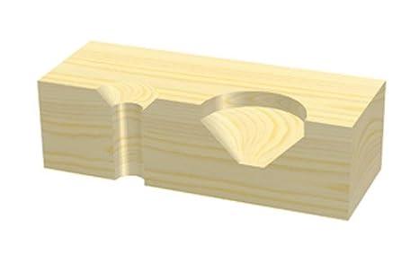 NL 10 mm ENT 45323 Aufsteckversenker WS D2 16 mm GL 45 mm S 10 mm 3 mm Durchmesser D