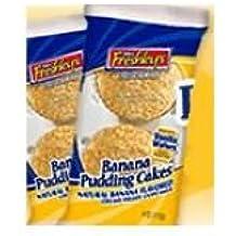 Mrs Freshleys Banana Pudding Cake -- 6 per case.