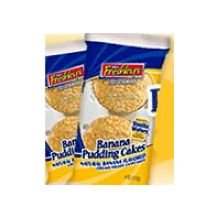 Mrs Freshleys Banana Pudding Cake -- 6 per case. by Mrs. Freshley's