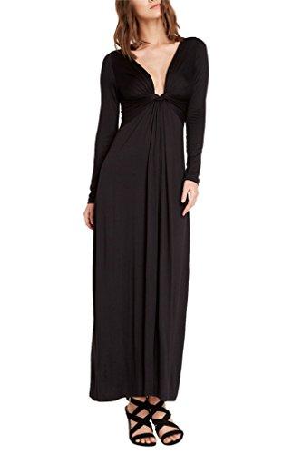 Twist Waist Jersey Dress - 6