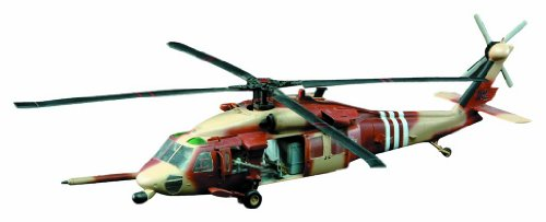 Minicraft Models MH-60G SS Hawk Helicopter 1/48 Scale