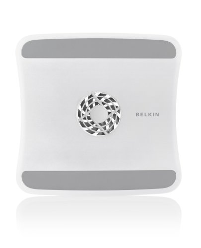 Belkin CoolSpot Laptop Cooling Pad (White)