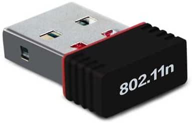 NYCPUFAN USB 2.0 Wireless WiFi LAN Card for Dell OptiPlex XM590