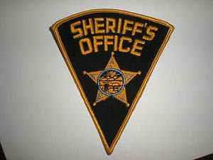 - Ohio State Sheriff's Office Patch by HighQ Store