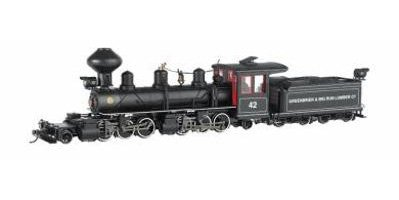 Bachmann BAC28703 On30 Spec 2-6-6-2 Dcc Loco with Tender