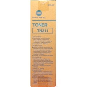 Konica Minolta OEM Toner 8938-402 (BLACK) (1 Cartridge) (8938-402) - by Hyperion Compatible