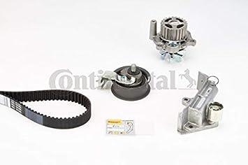 Continental Contitech ct909wp2 Bomba de agua + kit correa de distribución: Amazon.es: Coche y moto