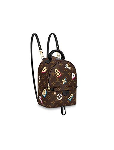 - Louis Vuitton Palm Springs Mini Backpack M44367 Limited Edition