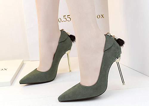 15 EU 5 Compensées 55 608 Renly Femme Green Sandales 36 Vert TqvAqwEz