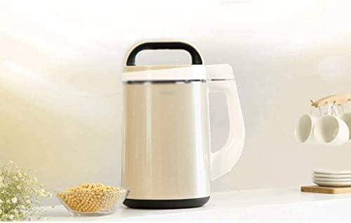 CHENNA La Soja automática Fabricante de Leche, Encuadre de Acero Inoxidable y de Gran Capacidad, Soja Multifuncional máquina de la Leche, de fácil Limpieza