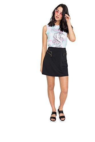 df8e107a04 Ardene Women's - Faux Zip Mini Skirt | Weshop Vietnam