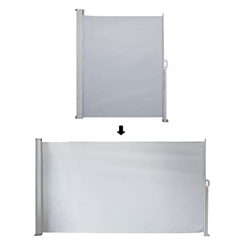 Kinbor Retractable Folding Side Awning Screen Fence