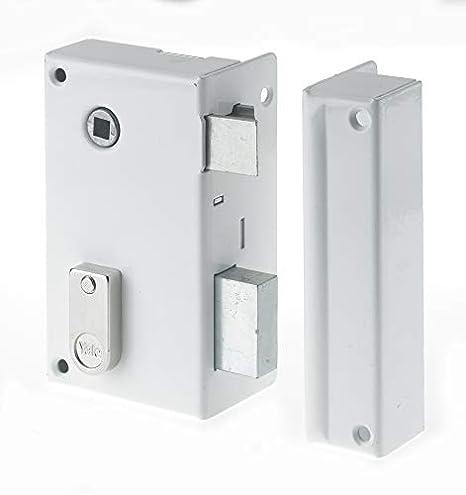 Yale YAV36D - Cerradura vertical de puerta con 2 llaves ...