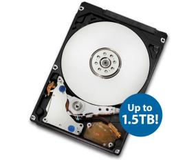 HGST Travelstar 2.5-inch High Performance Mobile Hard Drive