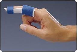 Rolyan Finger Gutter Splint Splint (1) Medium 2&7/8\