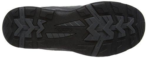 Charcoal da Grigio Uomo Black Hi Chartreuse Tec Arrampicata Lite Forza Waterproof Scarpe zf6X7z