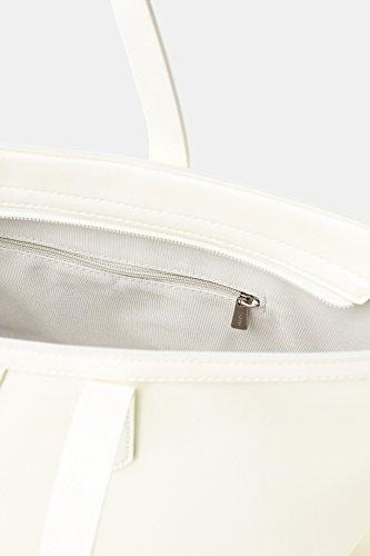Esprit Totes White Cm Off Darlene Shopper Bolso 31 xwqnwA8fH1