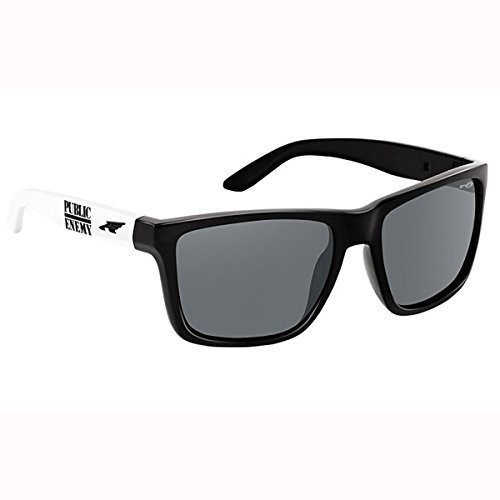 Arnette Witch Doctor Unisex Sunglasses - 2258/87 Public Enemy - Arnette White Sunglasses
