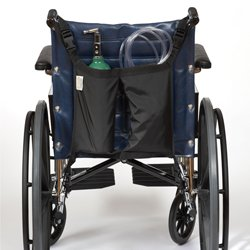 Wheelchair Accessories Oxygen Tank Holder - 3