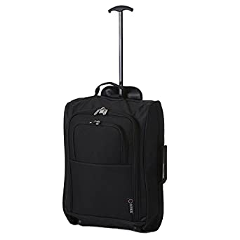 Amazon.com | 5Cities Lightweight Hand Luggage Bag - Approved ...