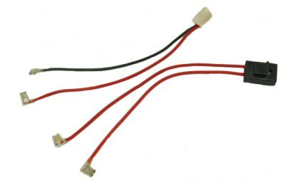 31xBm83MoSL amazon com razor mx350 wire harness automotive wire harness for 350 mack dynatard at suagrazia.org