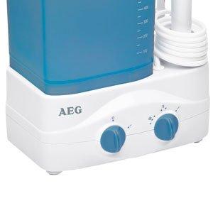 Irrigador dental AEG ducha bucal con agua a presión, limpieza de boca y dientes: Amazon.es: Hogar