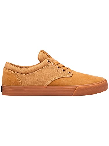 Supra Men's Chino Shoes,10.5,Tan-Gum ()