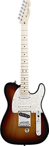 Fender American Nashville B-Bender Telecaster, Maple Fretboard - 3-Tone Sunburst
