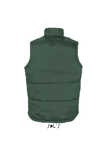 SOL´S - Bodywarmer Warm M,Forest Green