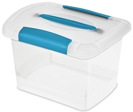 Amazon.com: Sterilite 18728606 - Anidador pequeño, paquete ...