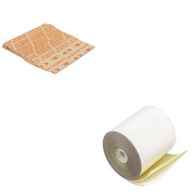 KITPMC08963PMC53025 - Value Kit - Pm Company Paper Rolls (PMC08963) and Pm Company Tubular Coin Wrappers (PMC53025)