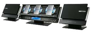 Karcher MC 6570 - Microcadena de 32 W (CD, MP#, USB), negro (importado)