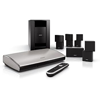 bose lifestyle t20 home theater system black. Black Bedroom Furniture Sets. Home Design Ideas