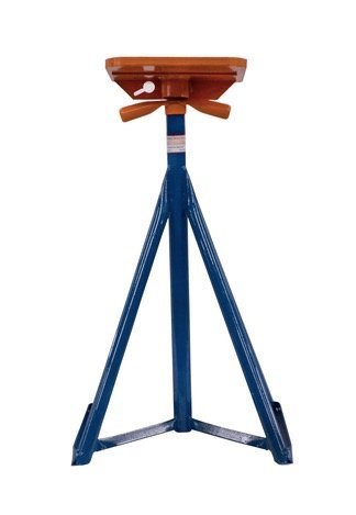 SET OF 4 BROWNELL MB1 MOTOR BOAT STANDS SIZE MB1 33 - 50 INCHES by Brownell Boat Stands US Marine Products LLC