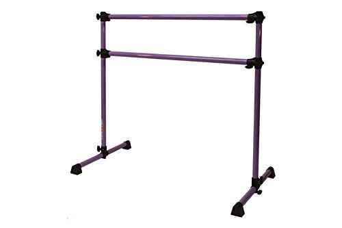 Barra Para Danza De Aluminio Importada Vita Vibe, purpura
